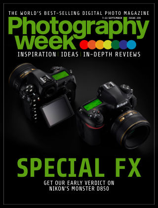 Photography Week 7th September 2017