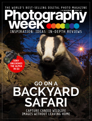Photography Week 2nd November 2017