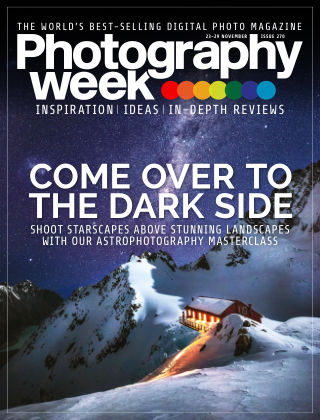 Photography Week 23rd November 2017