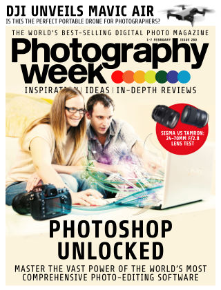 Photography Week 1st February 2018