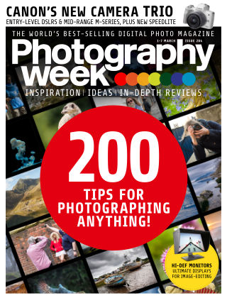 Photography Week 1st March 2018