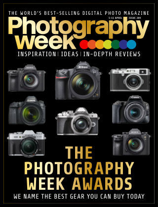 Photography Week 5th April 2018