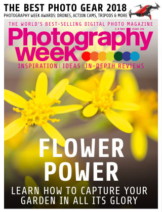 Photography Week 3rd May 2018