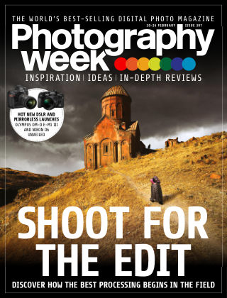 Photography Week Issue 387