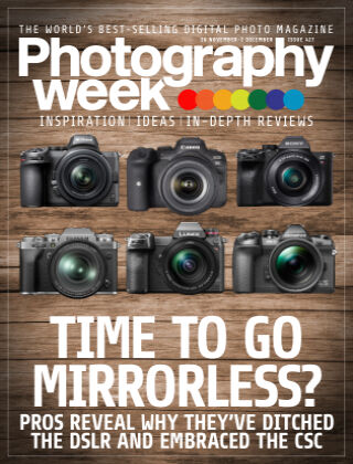Photography Week Issue 427