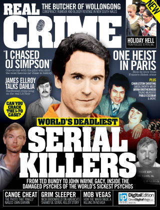 Real Crime Issue 001