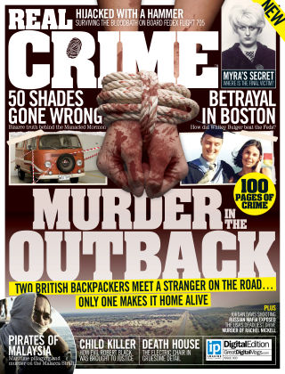 Real Crime Issue 003