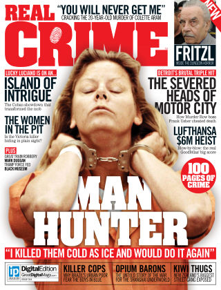 Real Crime Issue 004