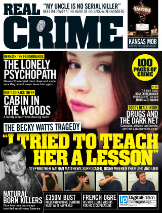 Real Crime Issue 007