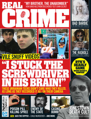 Real Crime Issue 008
