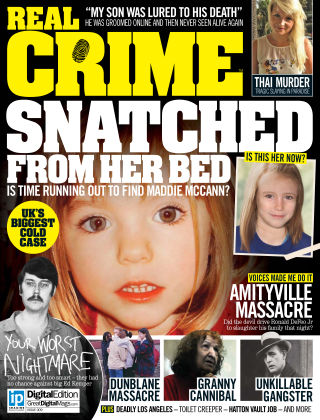 Real Crime Issue 009