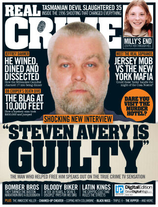 Real Crime Issue 010