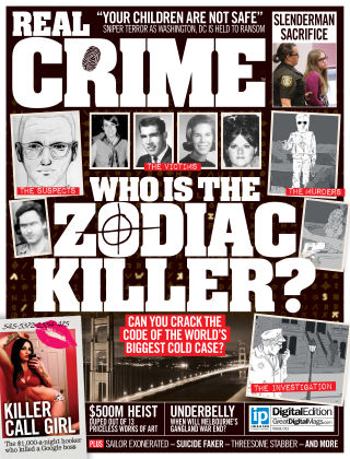 Real Crime Issue 012