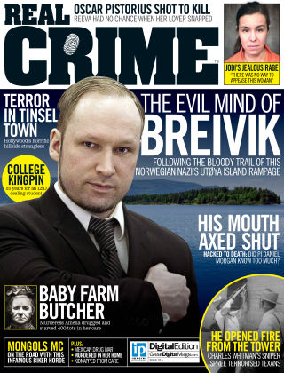 Real Crime Issue 015