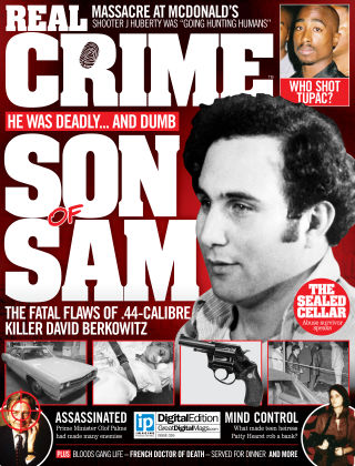 Real Crime Issue 016