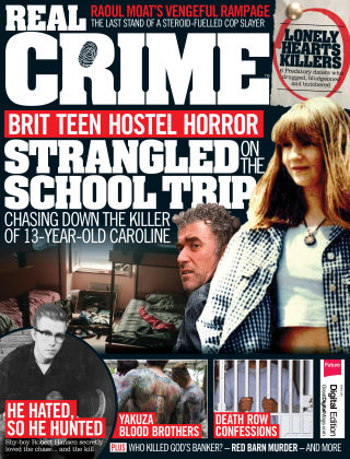 Real Crime Issue 021