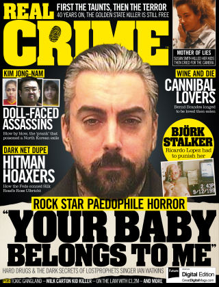 Real Crime Issue 024
