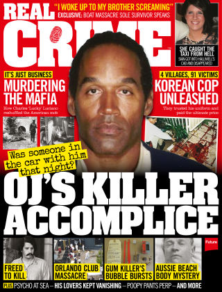 Real Crime Issue 025