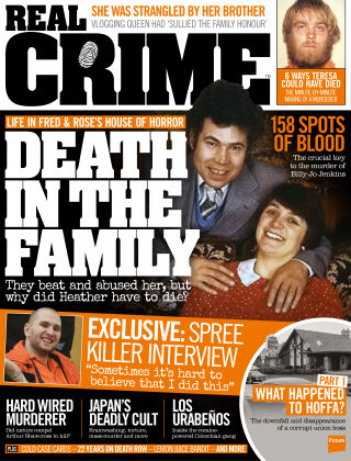 Real Crime Issue 027