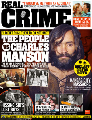 Real Crime Issue 029