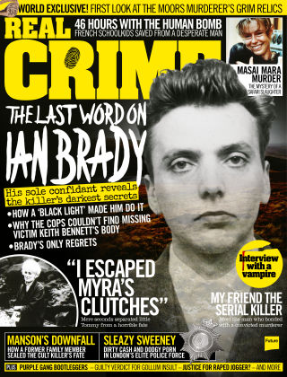 Real Crime Issue 030