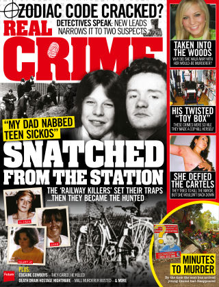 Real Crime Issue 032