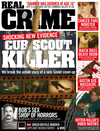 Real Crime Issue 034