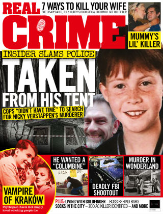 Real Crime Issue 43