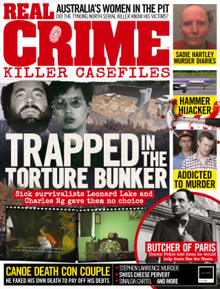 Real Crime Issue 47