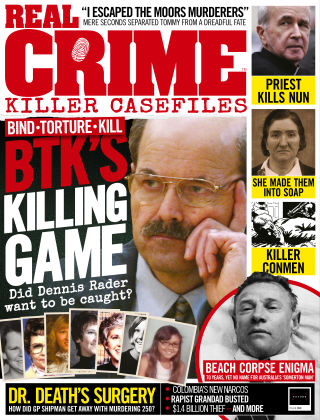 Real Crime Issue 50