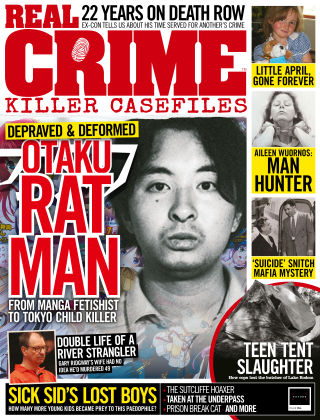 Real Crime Issue 54