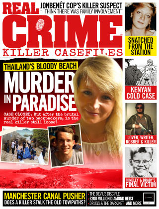 Real Crime Issue 57