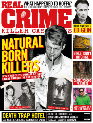 Real Crime Issue 58