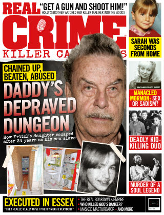 Real Crime Issue 61