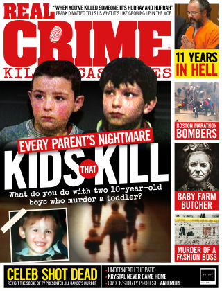 Real Crime Issue 66