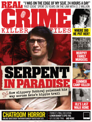 Real Crime Issue 74