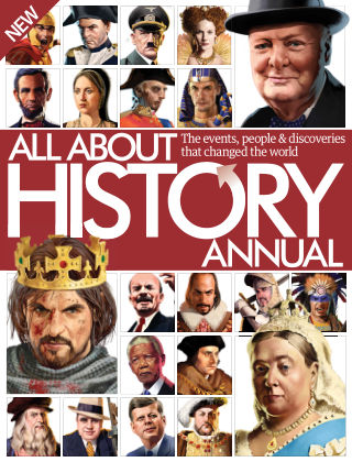 All About History Annual Volume 1
