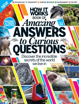 How It Works Book Of Amazing Answers To Curious Questions Volume 4 Revised