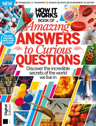 How It Works Book Of Amazing Answers To Curious Questions 13th Edition