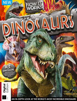 How it Works Book of Dinosaurs 8th Edition