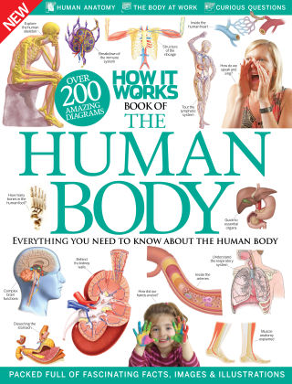 How it Works Book of The Human Body 4th Revised Edition