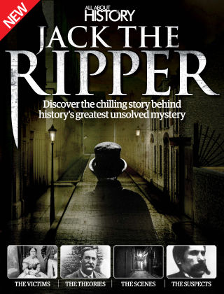 All About History Book of Jack the Ripper Jack the Ripper