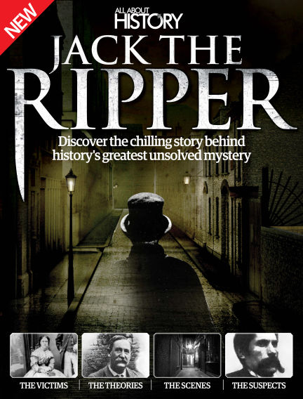 All About History Book of Jack the Ripper August 01, 2015 00:00
