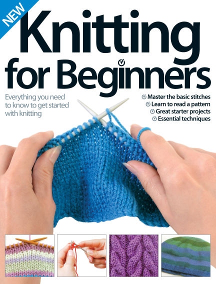 Knitting for Beginners August 01, 2015 00:00