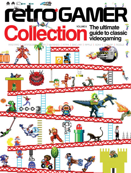 Retro Gamer Collection August 01, 2015 00:00