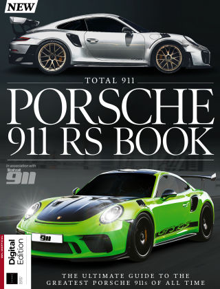 The Porsche 911 RS Book 7th Edition