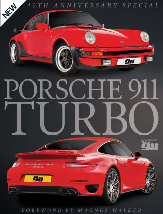 Porsche 911 Turbo: 40th Anniversary Special Volume 1