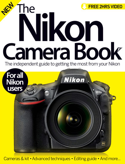 The Nikon Camera Book August 01, 2015 00:00