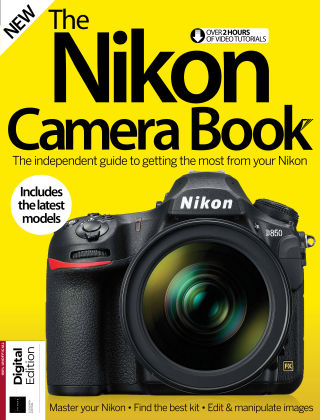 The Nikon Camera Book 11th Edition
