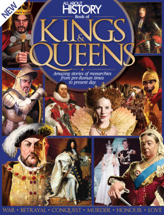 All About History Book Of Kings & Queens 2nd Revised Edition
